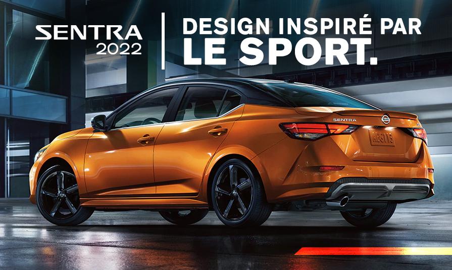 Nissan Sentra 2022